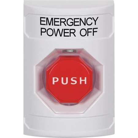 Emergency Power Off Push Button,SPDT SAFETY TECHNOLOGY INTERNATIONAL SS2302PO-EN