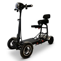 Fold & Travel Electric Wheelchair, Medical Mobility Aid Power Wheelchair, Lightweight Electric Wheelchairs, Power Chair, Heavy Duty Mobility Scooter