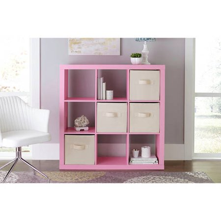 Better Homes And Gardens 9 Cube Storage Multiple Colors