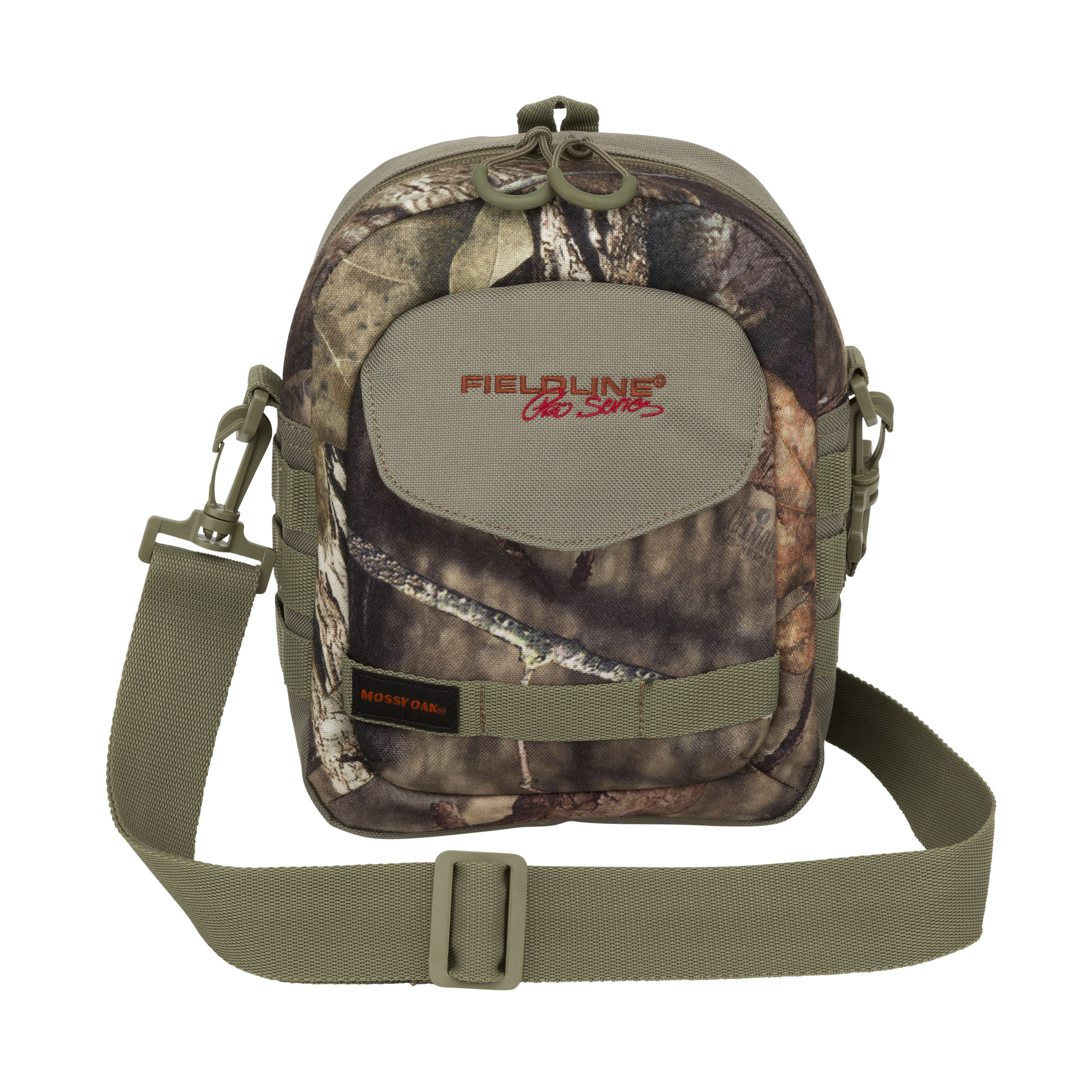 Fieldline Pro Series Optics Hunting Bag, Mossy Oak Break Up Country Camouflage