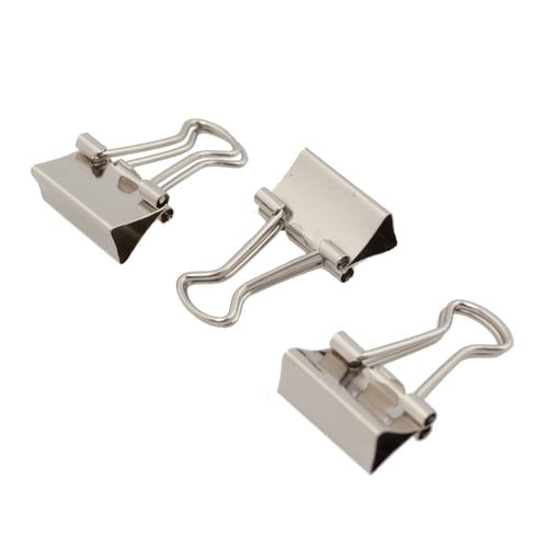 Metal Binder Clip, Small