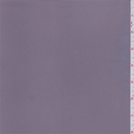 Plum Purple Iridescent Chiffon, Fabric By the Yard