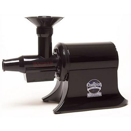 Champion Juicer Household Juicer - Champion Juicer - Commercial Heavy Duty Juicer - Black