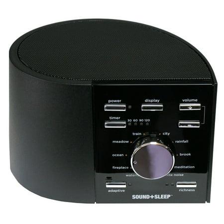Ecotones Sound + Sleep Machine | Natural Sounds & White