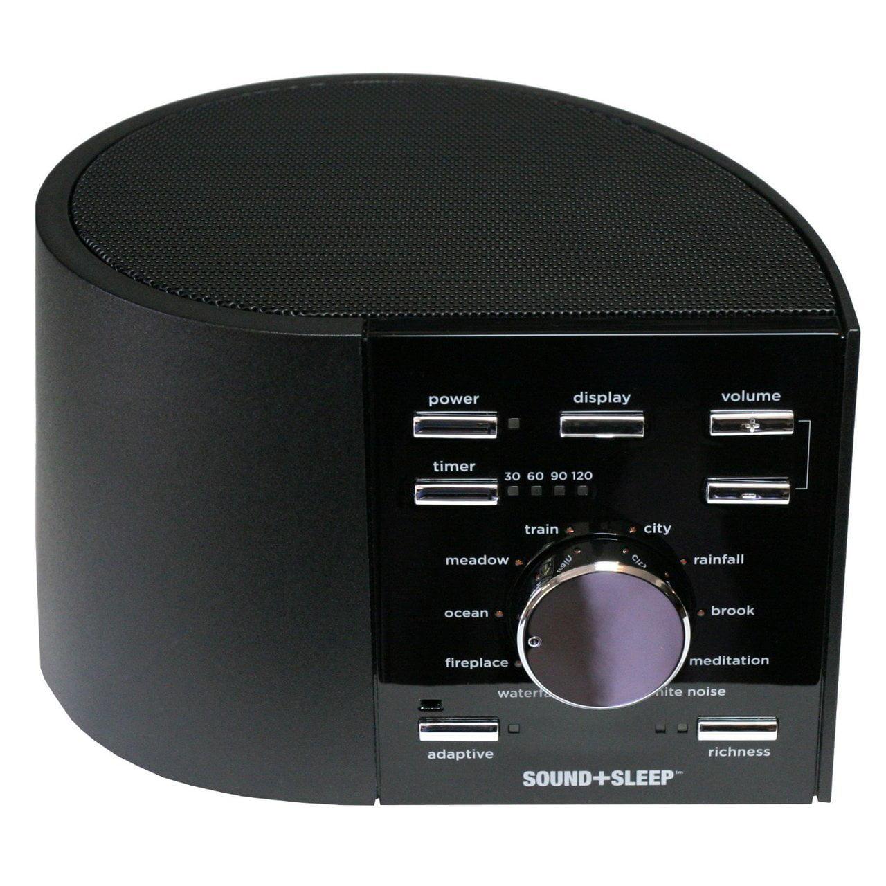 Ecotones Sound + Sleep Machine | Natural Sounds & White Noise