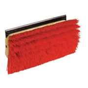 O-Cedar Commercial Bi-Level Floor Scrub Brush with Squeegee (Set of 6)