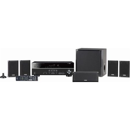 Yamaha YHT-4930UBL Home Theater System - - Yamaha Audio Equipment
