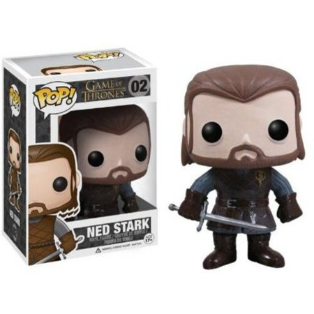 Funko Hbo Pop  Game Of Thrones Ned Stark Vinyl Figure