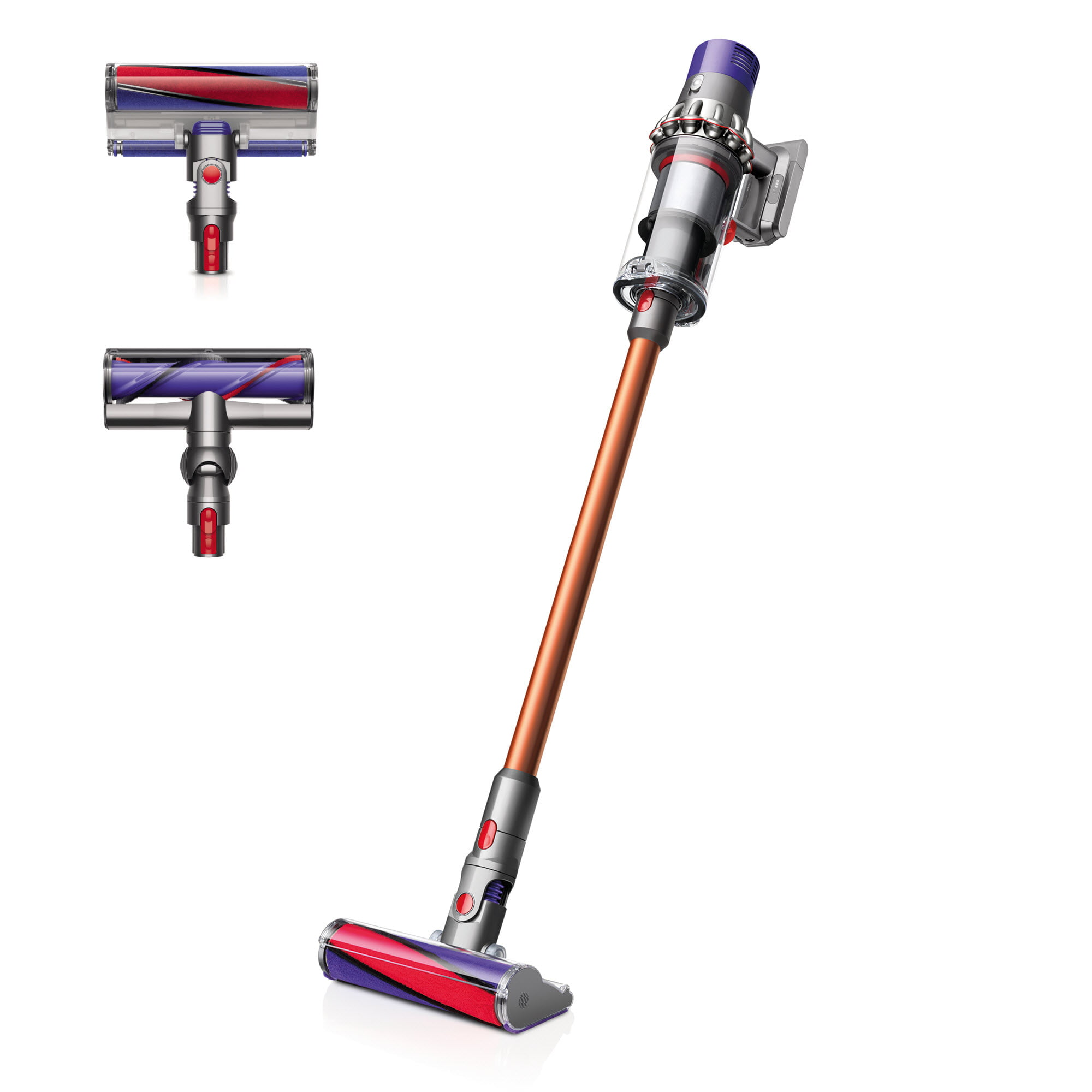 Пылесос dyson cyclone v10 absolute dyson 45 up top