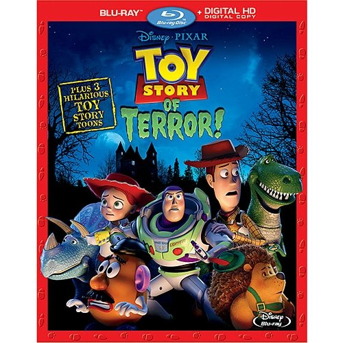 Toy Story Of Terror (Blu-ray + HD Digital Copy) (Widescreen) DISBR123434