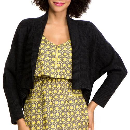 Miss Tina Women's Cocoon Sweater Shrug