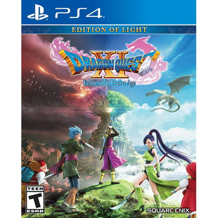 Dragon Quest XI: Echoes of an Elusive Age, Square Enix, PlayStation 4,