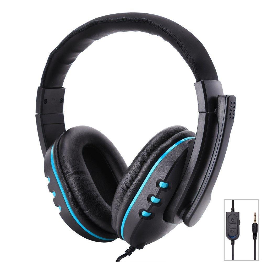 Veryke Bluetooth Headphones Blue Best Pc Gamer Over Ear Wireless Headphones With Mic Foldable Headband Ergonomic Designed Soft Earmuffs For Pc Laptops And Smartphones Waet018bl Walmart Com Walmart Com
