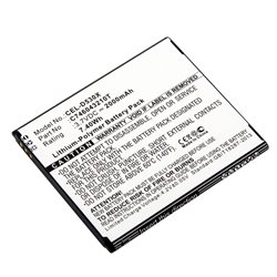 Replacement for BLU D530 replacement battery (Blu D530 Screen Replacement Parts)