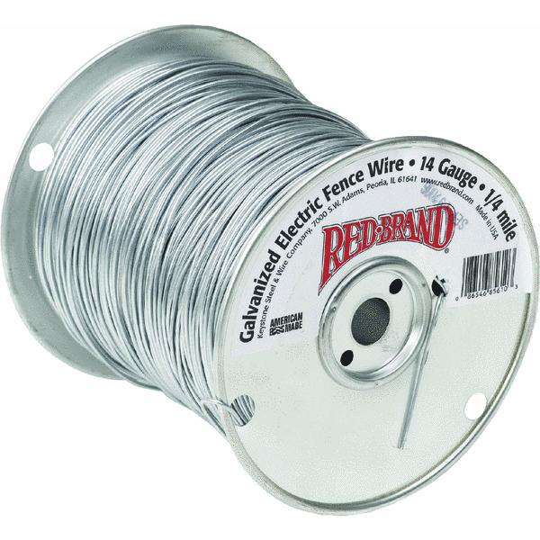 Keystone Red Brand Electric Fence Wire