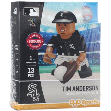 Tim Anderson Chicago White Sox OYO Sports 2019 MLB Minifigure - No Size
