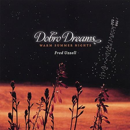 Fred Uzzell - Dobro Dreams-Warm Summer Nights [CD]