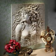 Ophelias Desire Wall Sculpture - Contemporary Wall Sculpture