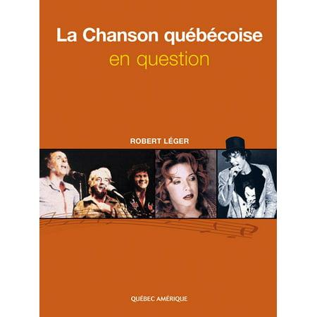 La Chanson québécoise en question - eBook](Chansons Halloween En Francais)