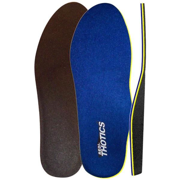 Redi-Thotics New Flexible Insoles Inserts Arch Support Orthotics Sizes 5 to 15