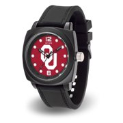 Oklahoma Sooners NCAA Prompt Watch with Team Color and Logo