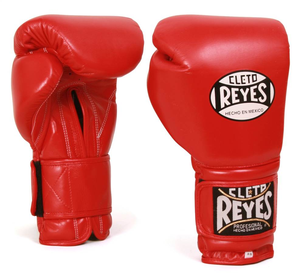 Training Boxing Gloves w Extra Padding (Red)