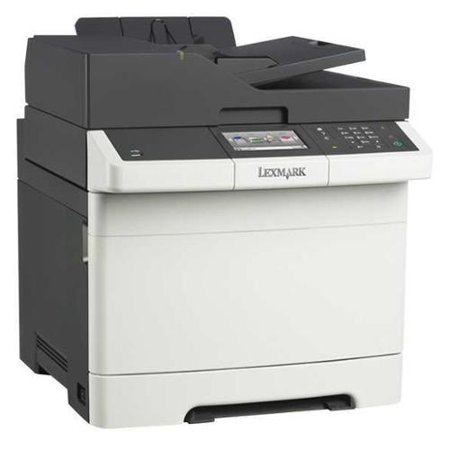 LEXMARK LEX28D0550 All-In-One Printer,32 ppm,22-3/8inH G0546948