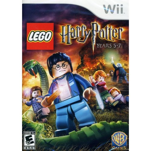 Lego Harry Potter: Years 5-7 (Wii)