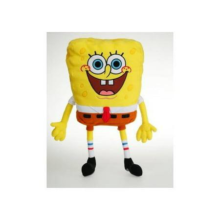 baby boom nickelodeon spongebob squarepants cuddle pillow walmart com
