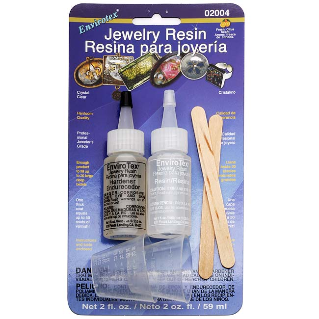 Envirotex Jeweler's Grade Clear Epoxy Resin - 2 oz Kit