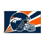 NFL Denver Broncos 3' x 5' Flag