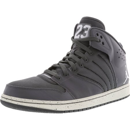 fad8e291c1dd Nike - Nike Men s Jordan 1 Flight 4 Premium Dark Grey   Pure ...