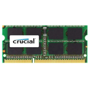 """Crucial 4GB DDR3-1066 SODIMM Memory for Mac - CT4G3S1067M"""
