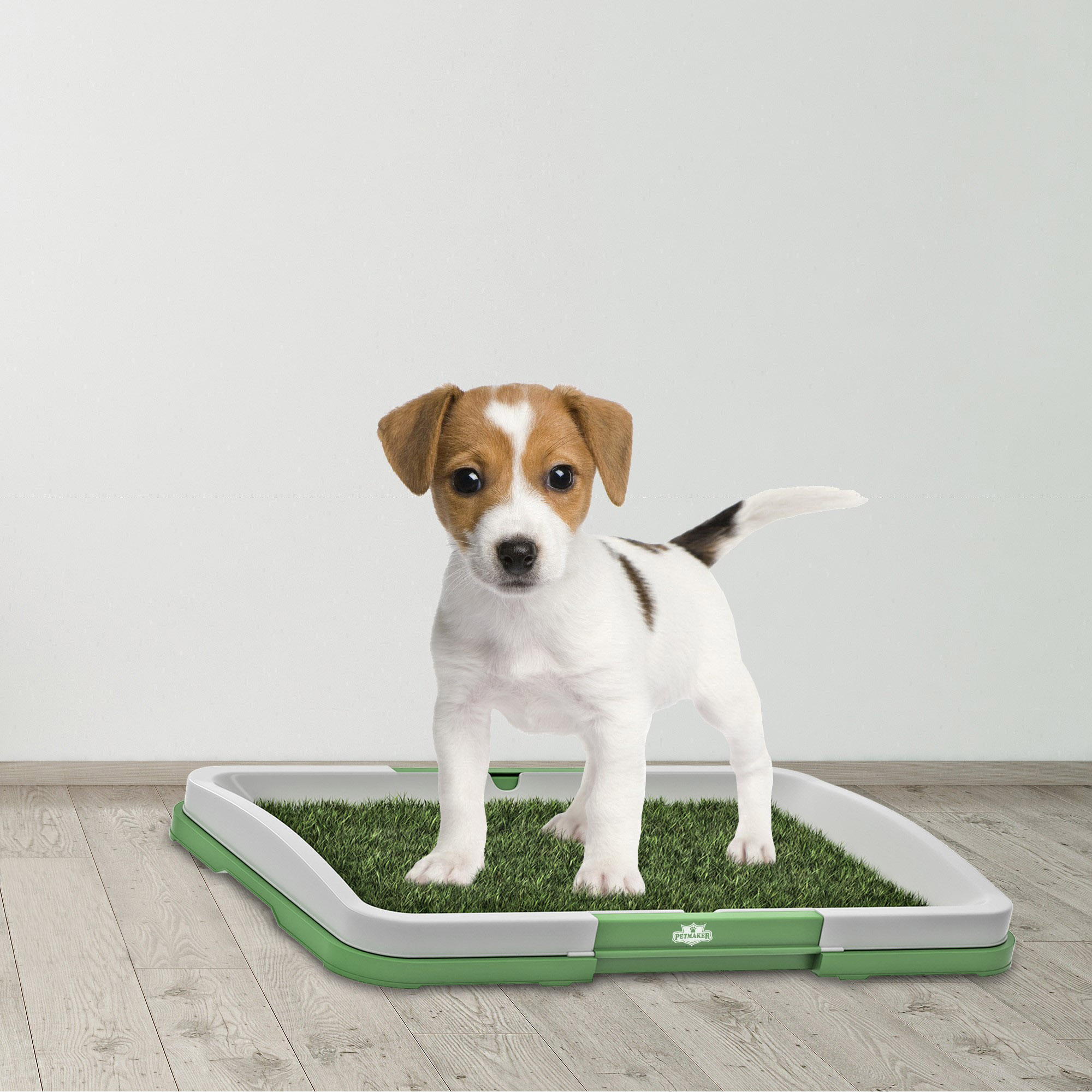 Artificial Grass Bathroom Mat for Puppies and Small Pets Portable