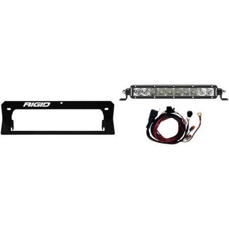 RIGID Industries 41642 Hood Scoop Light Kit (Scoop Hood Kit Body)
