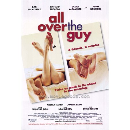 All Over The Guy Movie Poster Print  27 X 40