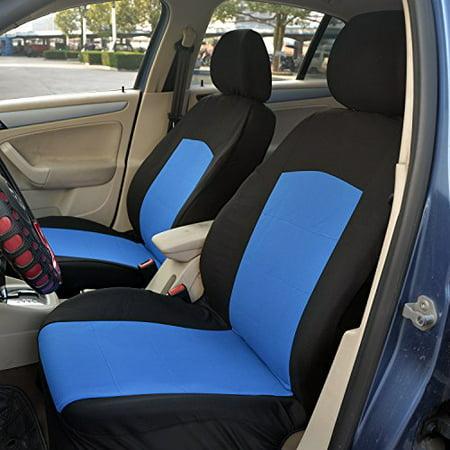 Fine Homcom Polyester Automotive Seat Cover Set 11 Piece Black Beatyapartments Chair Design Images Beatyapartmentscom