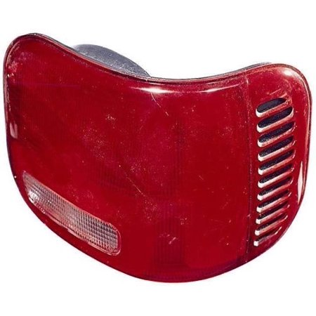 Van Tail Light Assembly - Go-Parts » 1999 - 2003 Dodge Ram 3500 Van Rear Tail Light Lamp Assembly / Lens / Cover - Right (Passenger) Side 4882684 CH2801142 Replacement For Dodge Ram 3500 Van