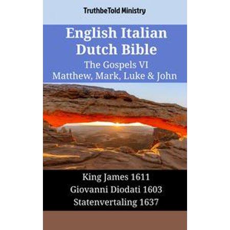 English italian dutch bible the gospels vii matthew mark luke english italian dutch bible the gospels vii matthew mark luke john fandeluxe Gallery