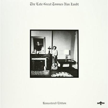 Late Great Townes Van Zandt (Vinyl)