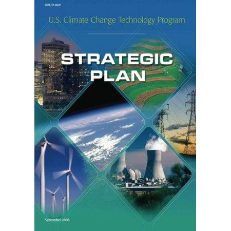U S  Climate Change Technology Program Strategic Plan