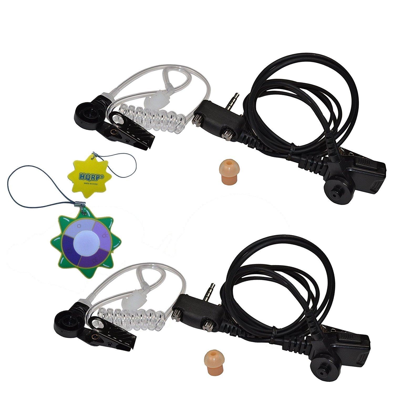 Earpiece Headset Microphone for Vertex VX230 VX231 VX298 VX351 VX354 VX418 VX417