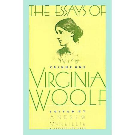 Essays of Virginia Woolf Vol 1 : Vol. 1,