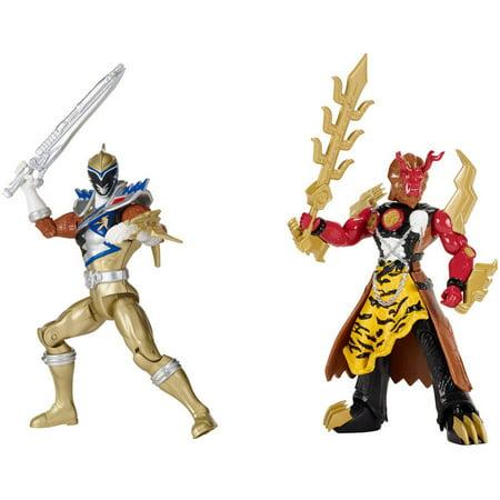 Gold Power Ranger (Power Rangers - Dino Charge Gold Ranger vs)