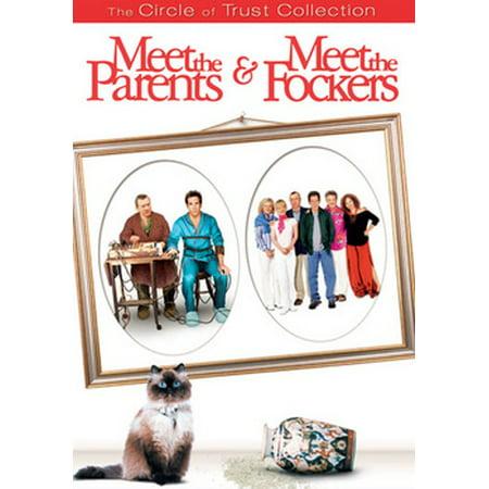 Meet the Parents & Meet the Fockers (DVD)