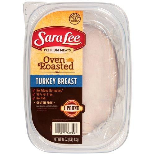 Sara Lee Oven Roasted Turkey Breast, 16 oz