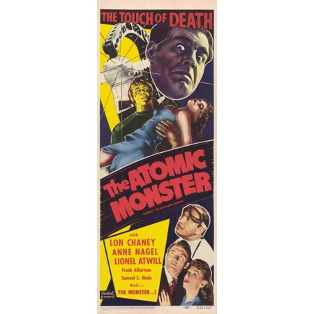 Atomic Monster  The Poster Movie Mini Promo