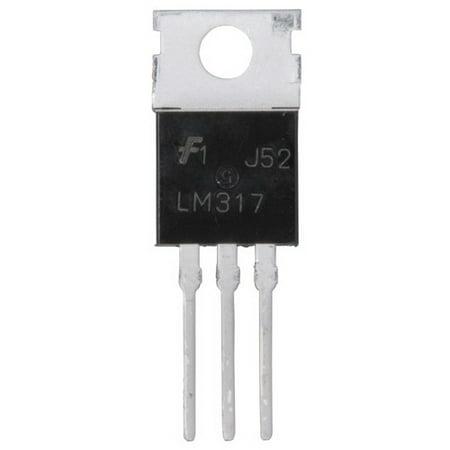 Refurbished Voltage Regulator - LM317T Variable Voltage Regulator TO-220