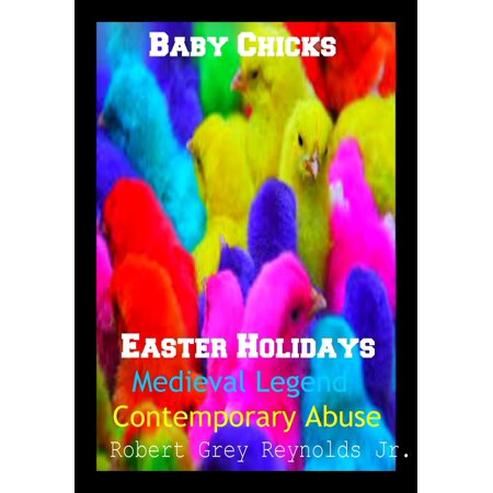 Baby Chick Salt (Baby Chicks Easter Holidays Medieval Legend Contemporary Abuse - eBook )
