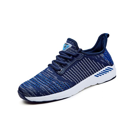 333c1f7f4d1ef Men's Running Shoes Fashion Breathable Sneakers Mesh Soft Sole Casual  Athletic Lightweight Walking Shoes for Women
